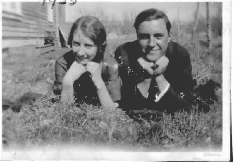 Delora and Oleen 1925